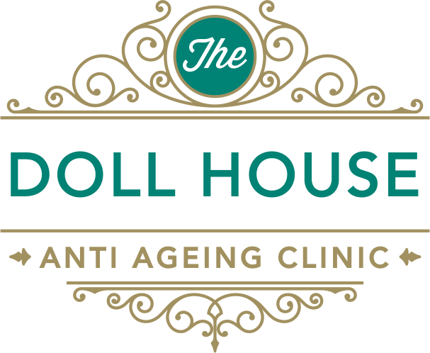 The Doll House logo